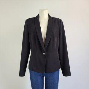 Worthington Black Blazer Size 14